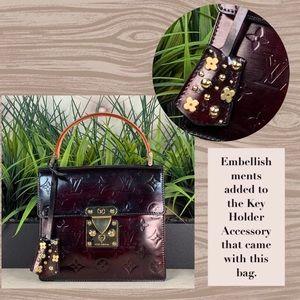 Louis Vuitton Bags - Authenticated Louis Vuitton Spring Street Vernis